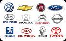 marcas de veículos