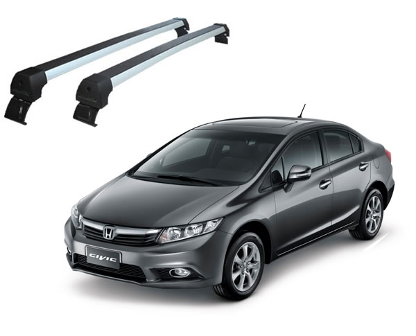 unicar rack honda civic